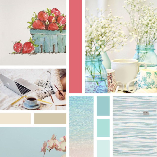 Wifely Steps Inspiration Board