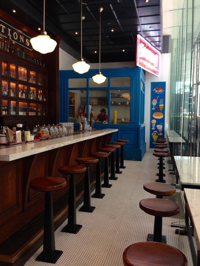 Farmacy Soda Fountain And Ice Cream Shoppe Wifely Steps