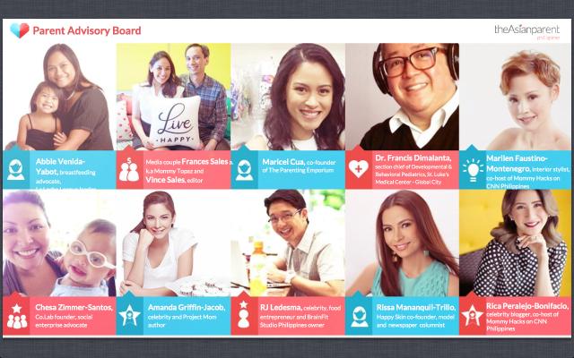 theAsianparent.com Philippines Parenting Advisor Board