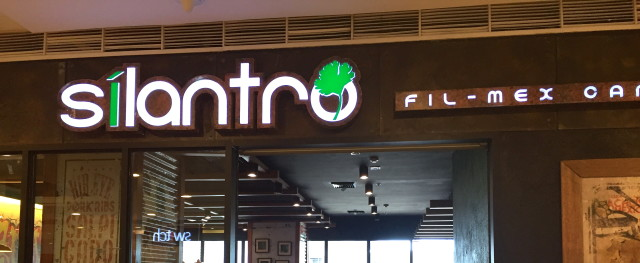 Silantro in UP Town Center