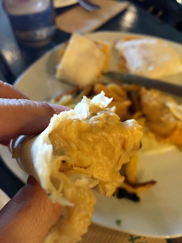 Silantro's Quesadillas - Serious about cheese!