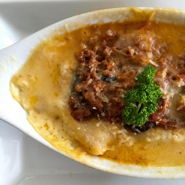 Yummy Eggplant Lasagna