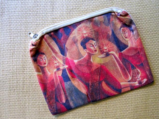 Hallmark Canvas Pouch