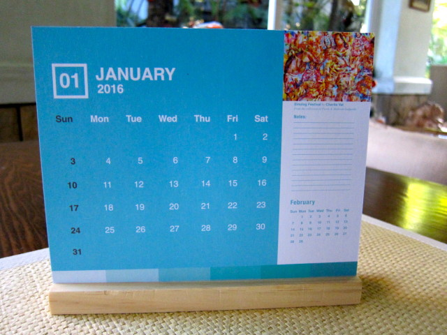 Here's how January looks!