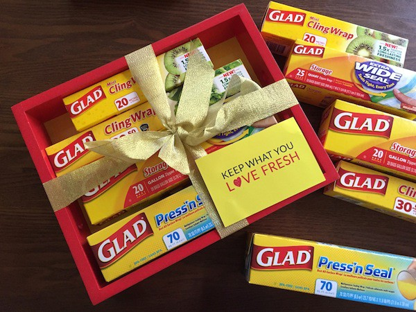 Glad: Keep What You Love Fresh